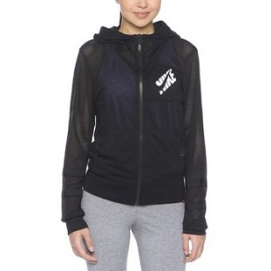 Nike Mesh Full-Zip Női Pulóver ( Fekete ) 726486-010 - Nike ... 140c44b062